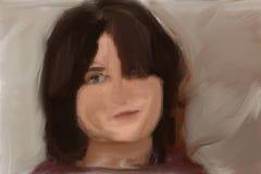 Portret 免版税库存照片