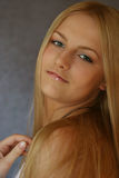 Portret. Stock Foto
