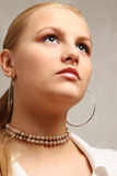 Portret. Royalty-vrije Stock Fotografie