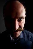 Portret 2 van Grunge Stock Afbeeldingen