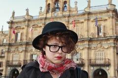 Portret Royalty-vrije Stock Fotografie