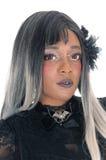 portret afrykańska piękna kobieta Obrazy Stock