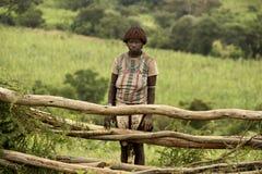 Portret Afrykańska kobieta Obraz Royalty Free