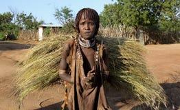 Portret Afrykańska kobieta Obrazy Stock