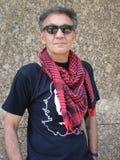 portret artysty Zdjęcie Stock