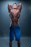 Portret atleta obrazy stock