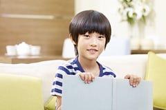 Portret azjatykci dziecko Zdjęcie Royalty Free