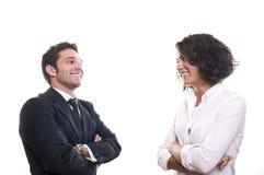 Portret biznesowa drużyna Zdjęcie Royalty Free