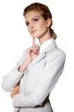 portret biznesowa kobieta Zdjęcie Royalty Free