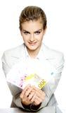 portret biznesowa kobieta Obraz Stock