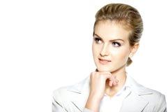 portret biznesowa kobieta Obrazy Stock