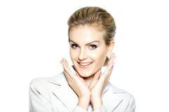 portret biznesowa kobieta Obraz Royalty Free