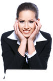 portret biznesowa kobieta zdjęcia stock