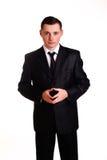 Portret biznesowy mężczyzna Obraz Royalty Free