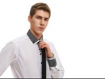 Portret biznesowy mężczyzna Zdjęcie Royalty Free
