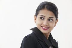 Portret Bizneswoman obrazy royalty free