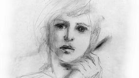 Portret chłopiec ilustracji