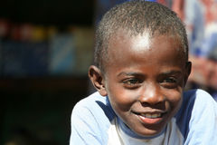 portret chłopiec portret Obrazy Royalty Free