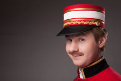 Portret concierge (furtian) Zdjęcie Royalty Free