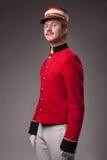 Portret concierge (furtian) zdjęcia royalty free