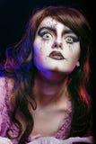 Portret czarownica Zdjęcie Stock