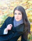 portret dama portret Zdjęcie Royalty Free