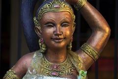 Portret de Pha Mae Thorani Imagen de archivo libre de regalías