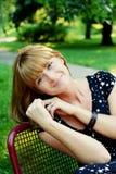 Portret del verano Imagen de archivo libre de regalías