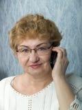 portret dojrzała kobieta obrazy royalty free