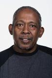 Portret dojrzały amerykanina afrykańskiego pochodzenia mężczyzna obraz stock