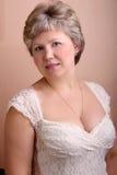 portret dojrzała kobieta Fotografia Royalty Free