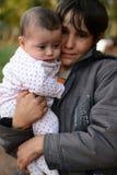 Portret dziecko uchodźca Zdjęcie Royalty Free