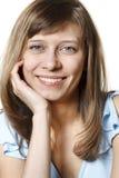 Portret dziewczyna Obrazy Stock