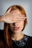 Portret dziewczyna Obraz Stock