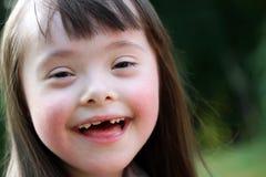 Portret dziewczyna zdjęcie stock