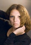 Portret dziewczyna Obraz Royalty Free