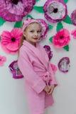 Portret dziewczyna z makeup Zdjęcie Stock