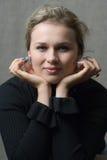 portret dziewczyny zdjęcia royalty free