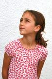 portret dziewczyny zdjęcie stock