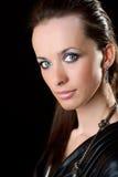 portret kobieta Obrazy Royalty Free