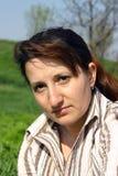 portret kobieta Obraz Royalty Free