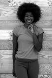 portret kobieta amerykańska kobieta Fotografia Royalty Free
