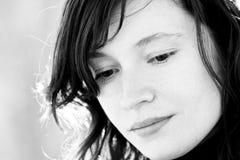 portret kobiety Obrazy Royalty Free