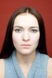 portret kobiety young Fotografia Royalty Free