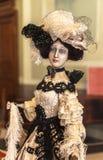 Portret lala w muzeum Yaroslavl, Rosja Obrazy Stock