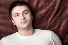 Portret mężczyzna Zdjęcia Stock