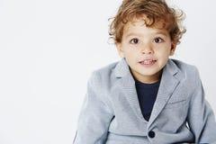 Portret młoda chłopiec Obrazy Stock