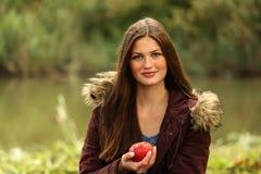 Portret młoda dziewczyna obraz royalty free