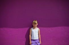 Portret młoda dziewczyna zdjęcie royalty free