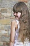 Portret młoda dziewczyna Obrazy Stock